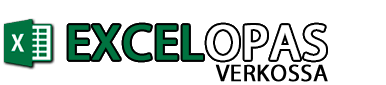 Excel opas verkossa - Excel perusteet helposti